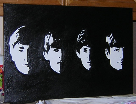 The Beatles por le-art-works